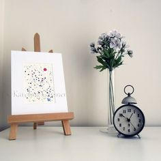 Drops - Original Abstract Ink Painting by Karolina Gassner Ink Painting, Abstract Art, The Originals, Unique Jewelry, Handmade Gifts, Artwork, Etsy, Vintage, Home Decor
