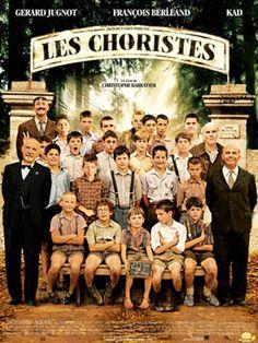 Les choristes is een heerlijke film met fantastische muziek…