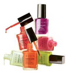 AVON #nails #nail polishes- Welcome to AVON - the official site of AVON Products, Inc. Great Deals on EVERY ITEM !!!!  Visit My website for details www.moderndomainsales.com