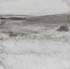 """Saatchi Art Artist Elena César Mata; Drawing, """"ESTEPA VII"""" #art"""