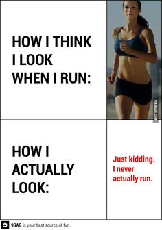 Running not even once