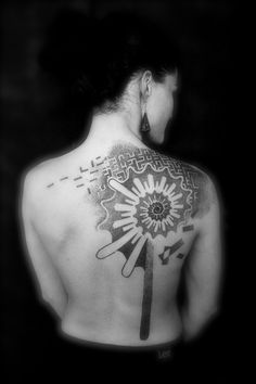 Gallery For > Beautiful Tattoos For Women On Back