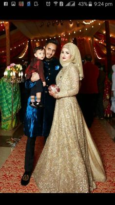 Weddings Discover Golden gown with hijab Wedding Hijab Styles Walima Dress Pakistani Bridal Dresses Pakistani Wedding Dresses Wedding Gowns Muslim Fashion Hijab Fashion Fashion Fashion Hijab Gown Wedding Hijab Styles, Muslim Brides, Muslim Dress, Pakistani Bridal Dresses, Pakistani Wedding Dresses, Pakistani Dress Design, Bridal Lehenga, Wedding Gowns, Hijab Gown