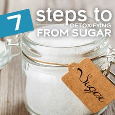 Sugar may not seem like something you'd need to detox from, but when you realize that it's not a natural substance and humans have only been eating it for a very short period of time, it's clear that it should be used only in small amounts occasionally. The problem is that our food is loaded...