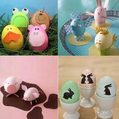 Decorate le uova x i vs.  Bambini. Sara' una Pasqua piu' allegra