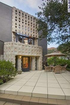 Lloyd Wright's Mayan-Inspired Derby House Wants $1.65M - On the Market - Curbed National