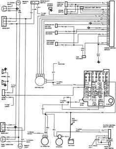 1986 Chevy Truck Power Window Wiring Diagram Sub Panel To Main 53 Best Auto Simple Use Diagrams Images Chevrolet K20 3 4 Ton 4wd 5 7l 4bl Ohv 8cyl