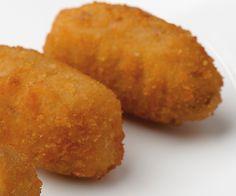 Deliciosas croquetas Ameztoi. ¡Inolvidables! Pruébalo en www.ameztoi.com