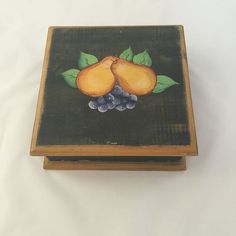 Tea box storage from my Etsy shop https://www.etsy.com/ca/listing/245628268/teabag-storage-box-handmade-wooden-box