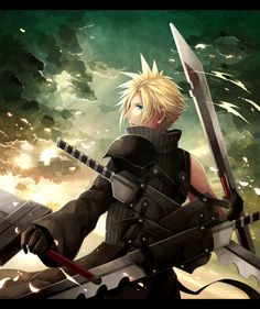 Images of the beautiful boys of the Final Fantasy and Kingdom Hearts series. Explicit pictures will be posted as links and tagged ! Final Fantasy Cloud, Fantasy Play, Final Fantasy Artwork, Final Fantasy Vii Remake, Fantasy Series, Final Fantasy Xv Wallpapers, Troy, Final Fantasy Collection, Cloud Strife