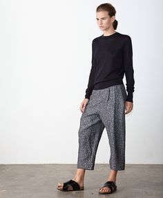Studio Nicholson SS 2014 Inspired by the love of menswear Design Birkenstock Outfit, Street Style Stockholm, Look Fashion, Womens Fashion, Fashion Design, Looks Style, My Style, Studio Nicholson, Design Textile