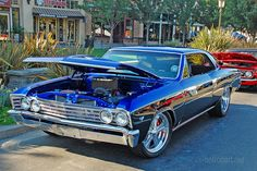 1967 Chevy Chevelle.  Find parts for this classic beauty at restorationpartssource.com.