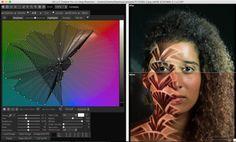 How I match colour from digital to film. VSCO vs 3dLutCreator!