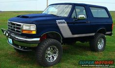 1993-1996 Ford Bronco