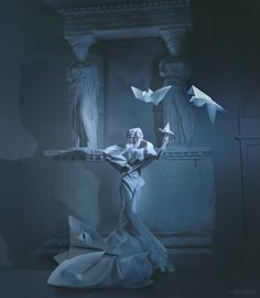 Miss Aniela: Surreal Fashion - Gallery