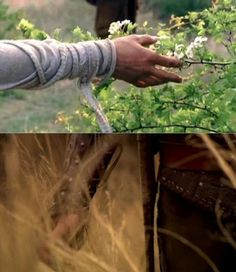 """Top Image: Robin Hood Episode One, """"Will you tolerate this?"""" Bottom image: Robin Hood Episode Thirty-Nine, """"Something worth fighting for, (pt. Movies Showing, Movies And Tv Shows, Robin Hood Bbc, Sherwood Forest, Bbc America, Last Episode, Period Dramas, Historical Fiction, My Heart Is Breaking"""