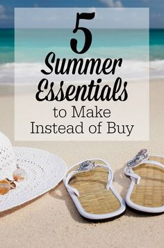 Instead of writing a big shopping list of your summer essentials, try making them yourself! Not only will you save money, but your family will be healthier! Alternative Health, Alternative Medicine, Herbal Remedies, Natural Remedies, Christian Homemaking, Natural Sunscreen, Summer Diy, Summer Essentials, Healthy Living Tips