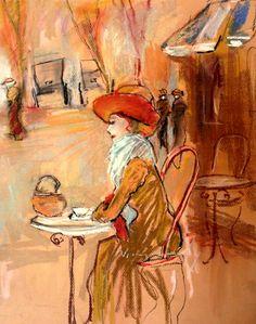 Anna Nimcsevity-artist