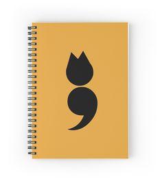 """""""semicolon 017"""" by BillOwenArt"""