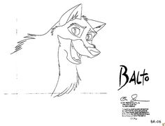 """""""Balto"""" 