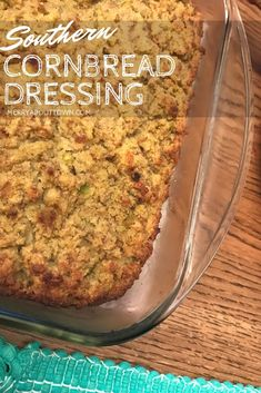 Cornbread stuffing (or cornbread dressing) is the perfect addition to any holiday table. It is my favourite Thanksgiving side dish from my childhood. Cornbread Stuffing is the perfect side dish for Thanksgiving or any turkey dinner. Old Fashioned Cornbread Dressing, Southern Style Cornbread Dressing, Cornbread Dressing With Sausage, Homemade Cornbread Dressing, Old Fashion Cornbread Dressing Recipe, Old Fashioned Dressing Recipe, Easy Cornbread Stuffing Recipe, Southern Dressing Recipe, Best Dressing Recipe