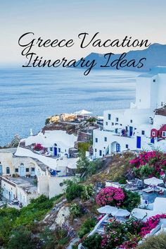 If you are looking for Greece vacation itinerary ideas, this article comprises some very good ideas for all budgets.