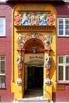 Lüneburg, Niedersachsen - Germany