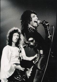 Freddie and Brian 1974