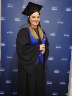 Congratulations to Sue Casey on graduating with an Advanced Accounts Diploma! Well done Sue! Accounting, Congratulations, Graduation, Student, Fashion, Moda, Fashion Styles, Fasion, College Students