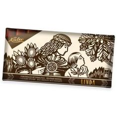 Linda milk chocolate with hazelnuts 300g