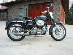 1968 Harley-Davidson XLH Sportster XLCH Iron Head H model Shovel head. YES