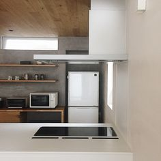 Kitchen Interior, My House, Building A House, Interior Decorating, Kitchen Cabinets, House Design, Architecture, Storage, Simple