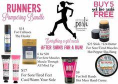 #PerfectlyPosh Runner Survival Kit │ www.poshbytessa.com