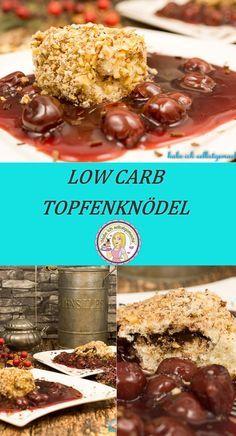 Low Carb Topfenknödel