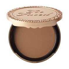 If you are light skinned, this is the bronzer for you. Not too orange, no shimmer, just a nice, natural looking tan. Plus vegan friendly, win win! Chocolate Soleil Matte Bronzing Powder - Too Faced