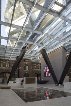 Gallery of Step Inside Zaha Hadid Architects' Antwerp Port House With Thomas Mayer's Photos - 5