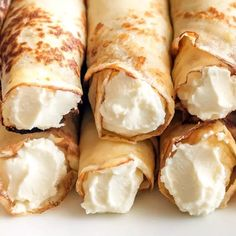 Recommended Tips:Low Carb Almond Flour Cream Cheese Crepes - Recommended Tips Almond Flour Recipes, Gf Recipes, Ketogenic Recipes, Low Carb Recipes, Cooking Recipes, Recipies, Low Carb Sweets, Low Carb Desserts, Low Carb Breakfast