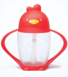 Lollacup Infant & Toddler Straw Cup - Available in 5 Colors! These are brilliant! Saw them on Sharktank!