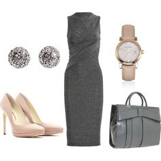 """""""business ready"""" by merara on Polyvore"""