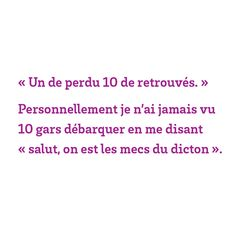 """20 quotes from """"Madame Connasse"""" to die of laughter – About Words Love Quotes Funny, Funny Picture Quotes, Funny Pictures, Funny Pins, Funny Memes, Jokes, Visual Statements, Facebook Sign Up, Text Messages"""