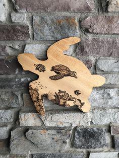 Pyrography, fractal wood burning and engraving. Wood Burning Stencils, Wood Burning Crafts, Wood Burning Patterns, Wood Burning Art, Wood Crafts, Stencil Wood, Diy Wood, Diy Crafts, Wood Turtle