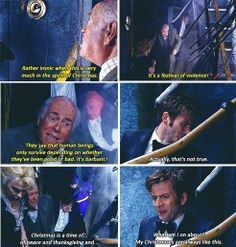 Christmas isn't Christmas without Doctor Who and an apocalypse of some kind.