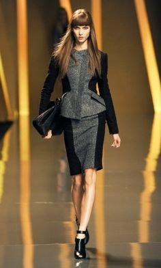 Elie Saab 2012-13 FW Houte Couture