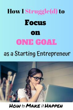 Focusing on just one goal at a time is one of the biggest challenges nowadays. It is even harder when you are a starting entrepreneur. Your entire business and revenue depends on it. Meditation For Health, Meditation Practices, Attitude Of Gratitude, My Struggle, Book Suggestions, Make It Happen, Strong Relationship, Feeling Happy, Best Self