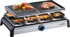 raclette grill ideen
