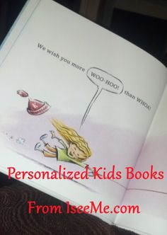 Personalized Book - We Wish You More |Happily Blended