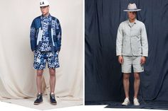 Kings Of Indigo Primavera / Verão 2016 Lookbook