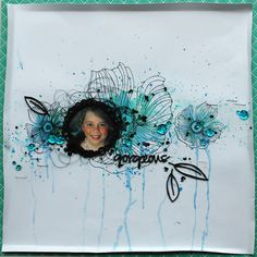 Imaginarium Designs: Hello... A wee scrappy share by leeann pearce