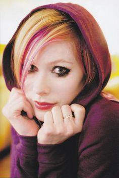 Avril Lavigne la mia stella nives nocito