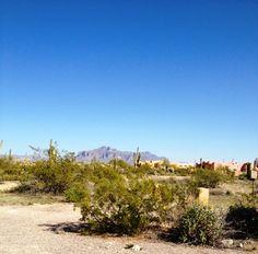 Phoenix Arizona - superstition mountain